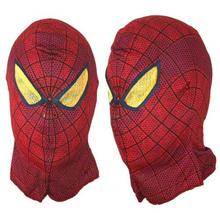 3pcs/lot Halloween Spiderman Costume Cosplay - Spider-Man Homecoming Hood- Child Audlt