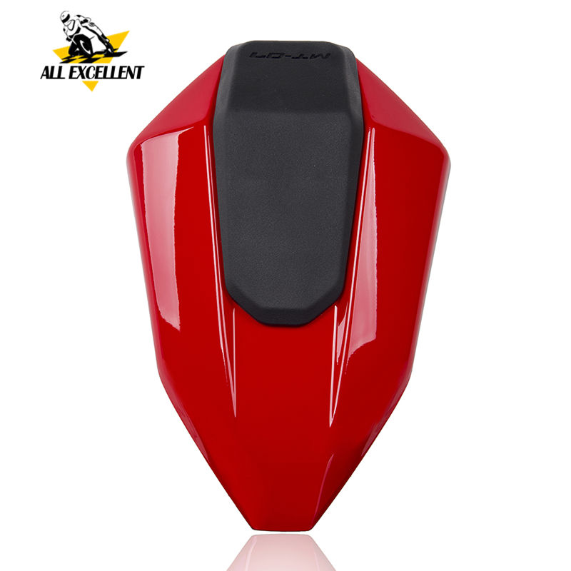 Motorcycle Rear Seat Cowl Cover Painted For 2013-2017 Yamaha FZ07 MT07 FZ-07 MT-07 FZ MT 07 2014 2015 2016