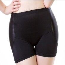 Factory Price! Hot Women High Waist Padded Butt Hip Enhancer Panties Shaper Underwear M-4XL A43