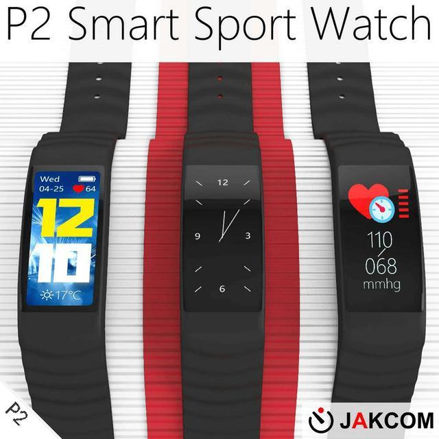 JAKCOM P2 Professional Smart Sport Watch Hot sale in Fiber Optic Equipment as exfo otdr ethernet switch 2 port ottica