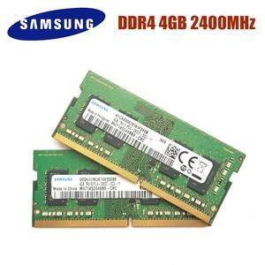 Image 4 - SAMSUNG DDR4 RAM 4G 8G 16G Laptop Memory RAM 2133 2400 2666MHz 1.2V DRAM Stick for Notebook laptop 4GB 8GB 16GB RAM
