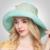 2016 nueva señora del sombrero de Sun sombrero mujeres amplia ala tapa sol elegante viajar sombrero nueva Headwear B-2281