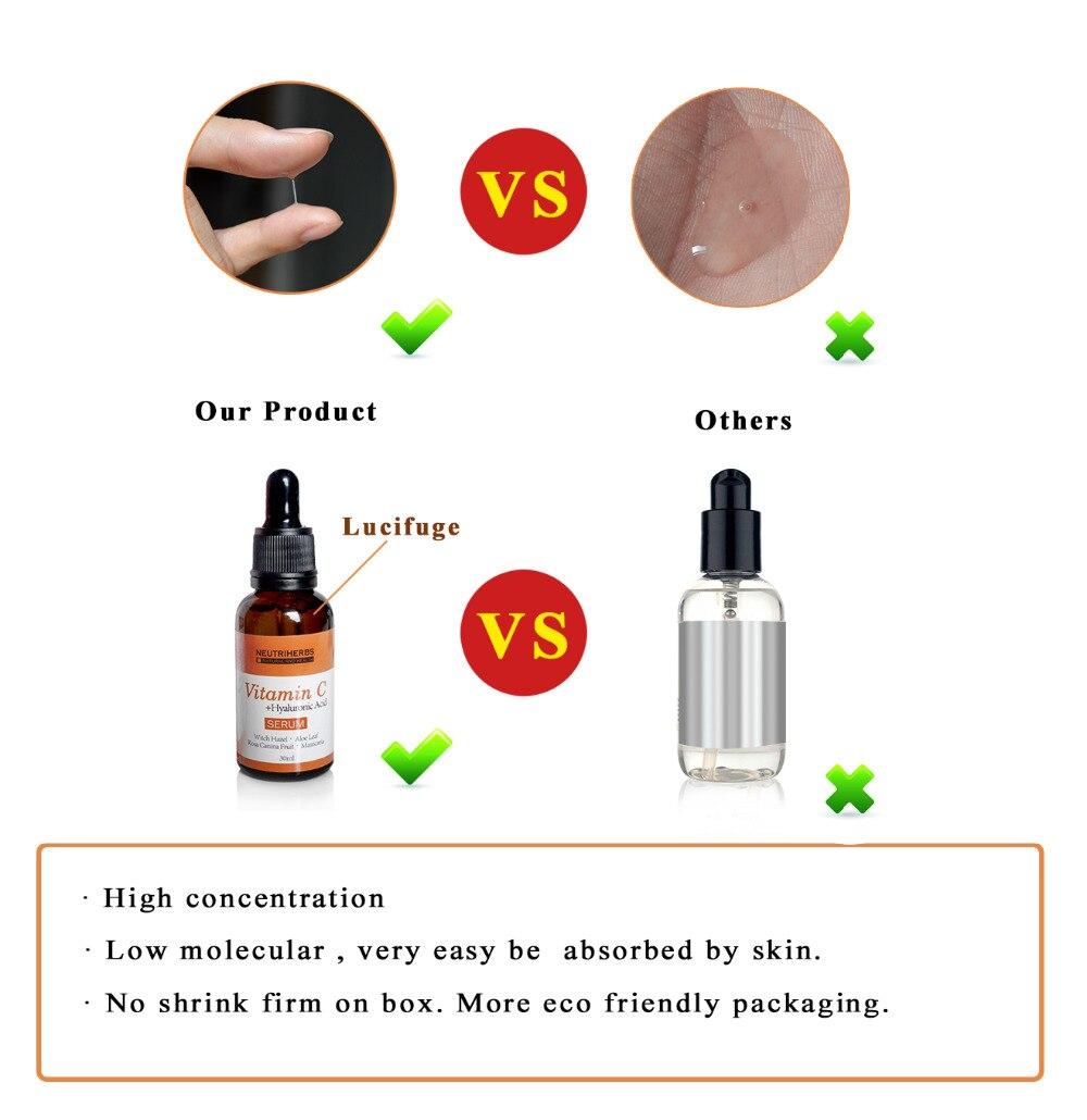 skin whitening serum