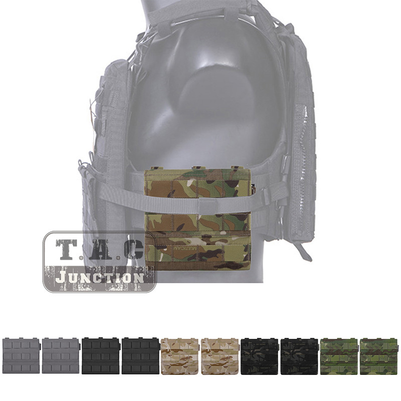 Crye Precision CPC Stretch Side Plate Pouch Multicam