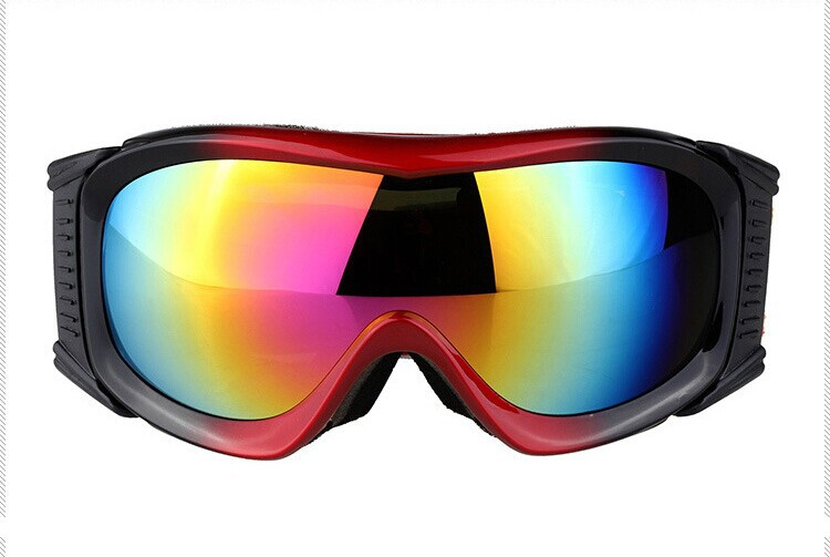 snowboard goggles isgh  north wolf double spherical lens ski goggles snowboard protection Snowboard  goggles men women Snow glasses ski