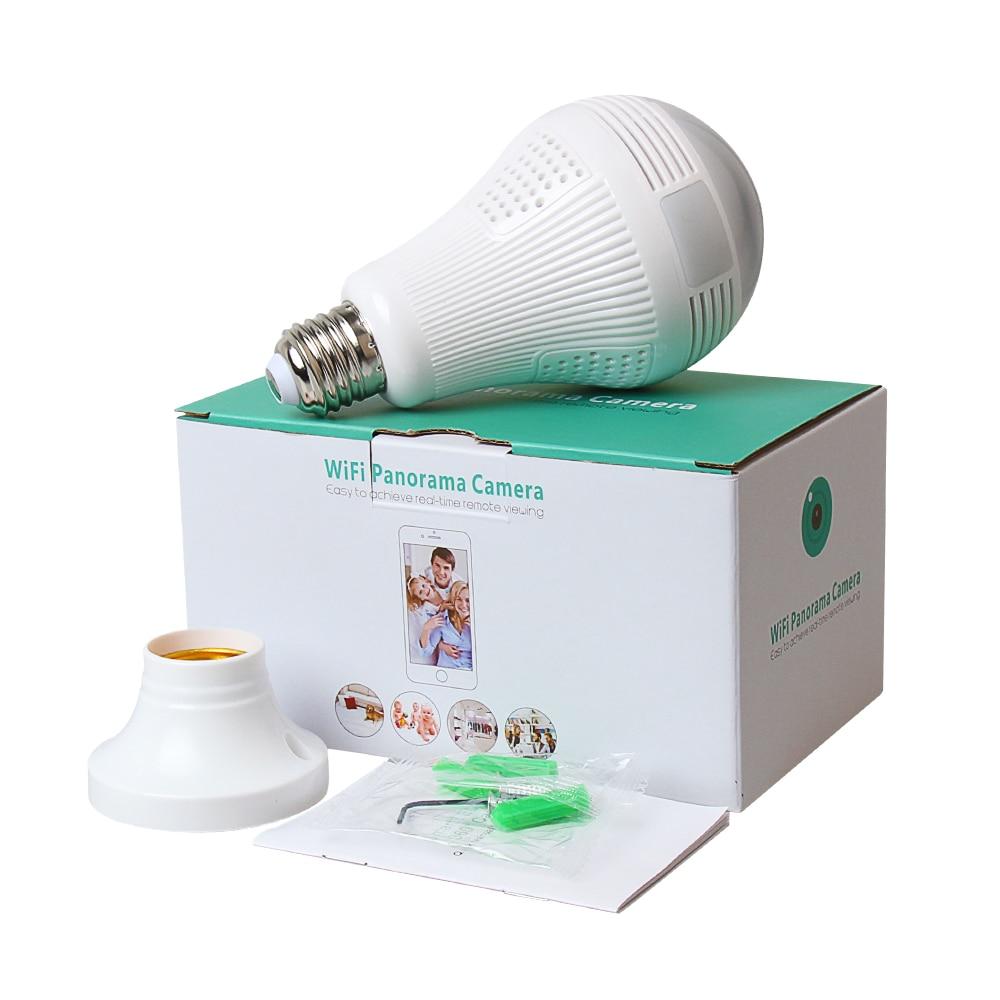 Loosafe 960P 360 Лампа бяспекі Wi-Fi камеры - Бяспека і абарона - Фота 2