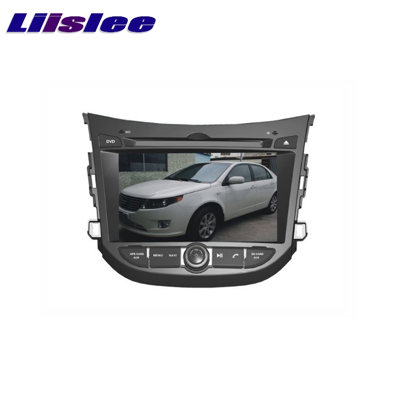 Pour Hyundai HB20 2012 ~ 2017 LiisLee Voiture Multimédia TV DVD GPS Audio Salut-fi Radio Style Original de Navigation Avancée