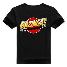 Bazinga Baseball T-shirt – 7 Colors
