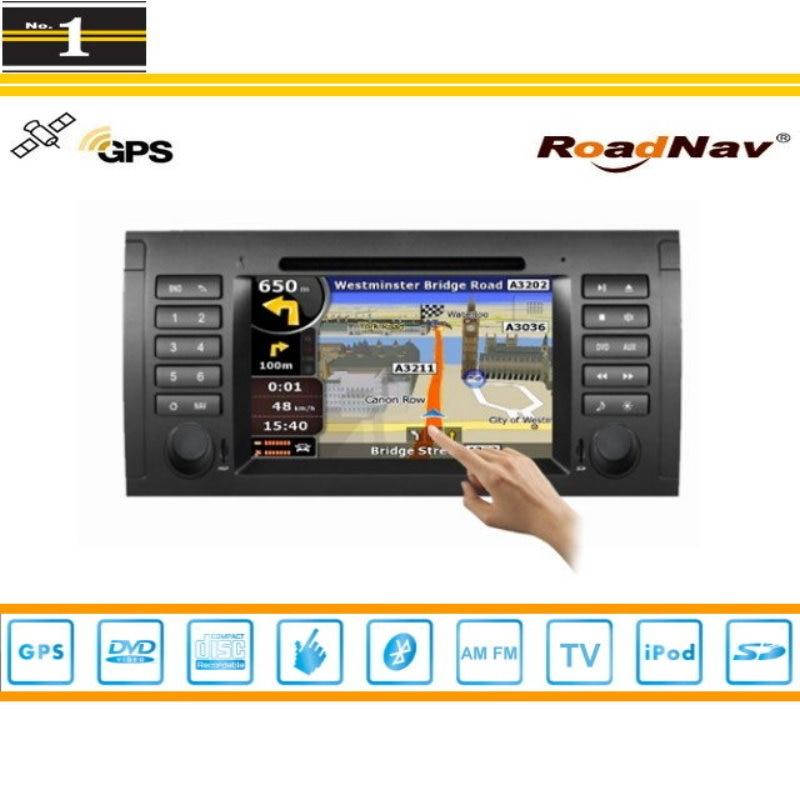 Para BMW serie 7 E38 1994 ~ 2001 Coches Reproductor de DVD GPS de Navegación Rad