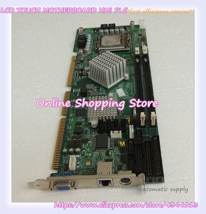 NUPRO-A301 REV.1.1 Full length CPU card instead of PCA-6010VG 50pcs lot pfd2006 d2006
