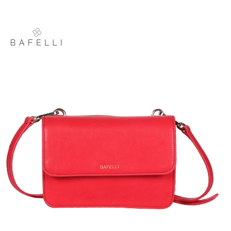 BAFELLI shoulder handbags fashion luxury china mini flap crossbody bag red  black hot sale bolsa feminina women s messenger bag cdf03bc72c