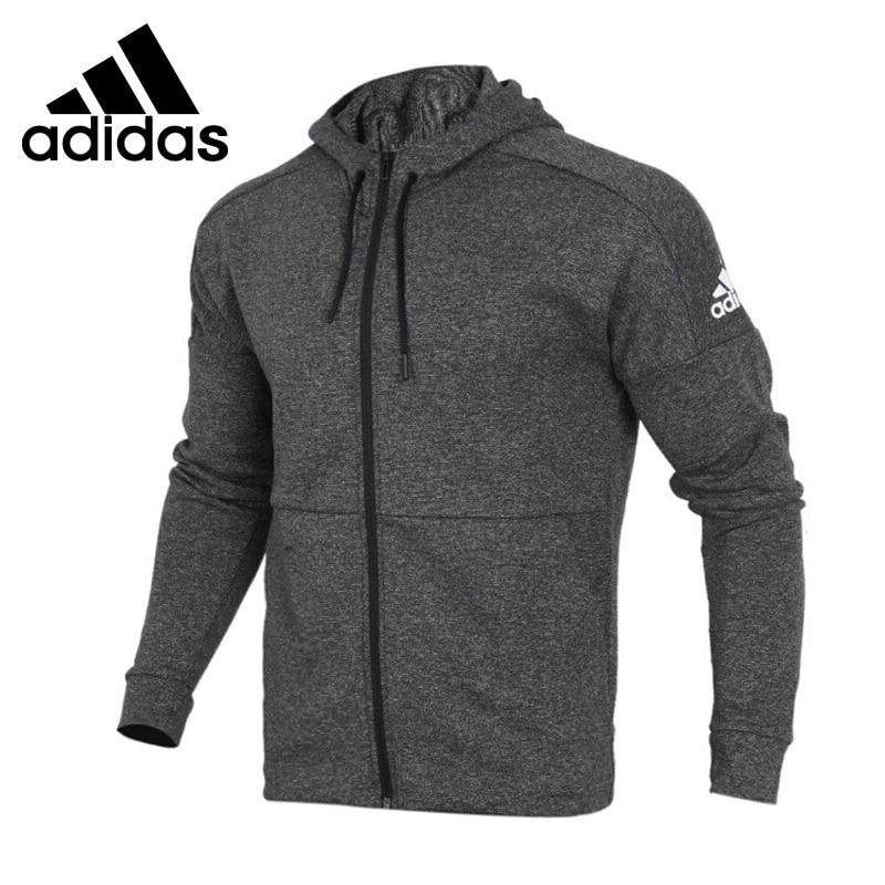 Original New Arrival 2018 Adidas M ID STADUIM FZ Men's jacket Hooded Sportswear толстовки adidas толстовка id elongated fz black