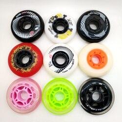 Livraison gratuite roulettes roulettes 85 A 72 76 78 80 MM roue en polyuréthane 8 pièces par lot