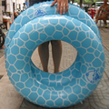 2016 Newest 80cm/90cm Women Pool Inflatable Floats Pool Toys Adult Floats Inflatable Donut Swimming Ring Summer Water Toy