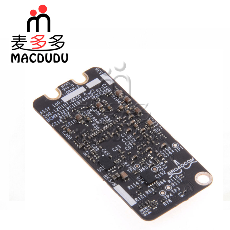 """NEW Bluetooth 4.0 Wifi Card Airport Card for Macbook Pro 13"""" 15"""" 17"""" A1278 A1286 A1297 2011 2012 BCM94331PCIEBT4CAX(China)"""