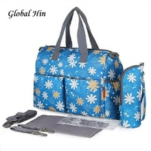 Hot selling baby strollers Accessories Baby Carriage Pram Cart Bottle Diaper Bag Polyester Newborn Nappy Stroller bag