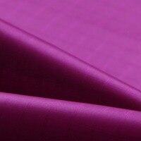 PC20 Tessuto Spalmato PU di Alta Qualità Bacca di Colore Leggero Tessuto di Nylon Ripstop Tessuto della Tenda Esterna Impermeabile Giocattoli Che Fanno Panno