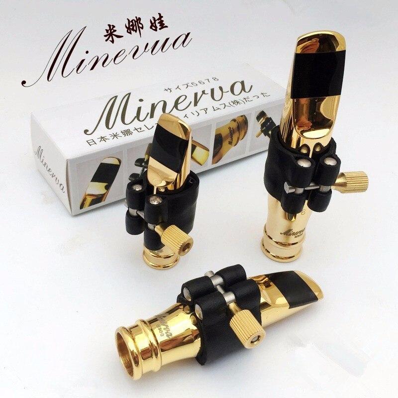 ФОТО  metal mouthpiece advanced soft treble pickup saxophone / alto / tenor mouthpiece professional grade High-quality shipping