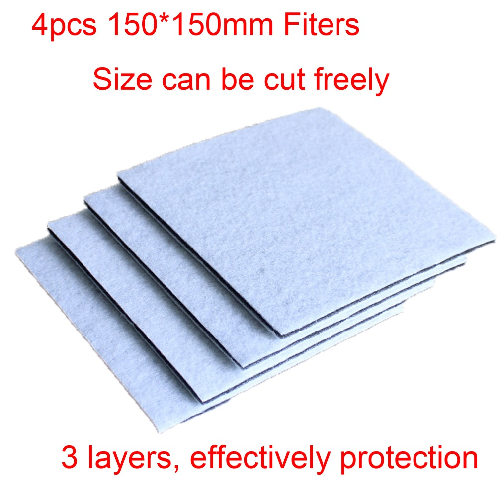 4Pcs/Lot Vacuum Cleaner HEPA Filter for Philips Electrolux Replacement Motor filter cotton filter wind air inlet outlet fIlter 4pcs lot vacuum cleaner hepa filter for philips electrolux replacement motor filter cotton filter wind air inlet outlet filter
