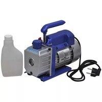 VidaXL Mini Air Ultimate Vacuum Pump 220V Air Compressor LCD Separator Laminating Machine HVAC Refrigeration Repair Tools