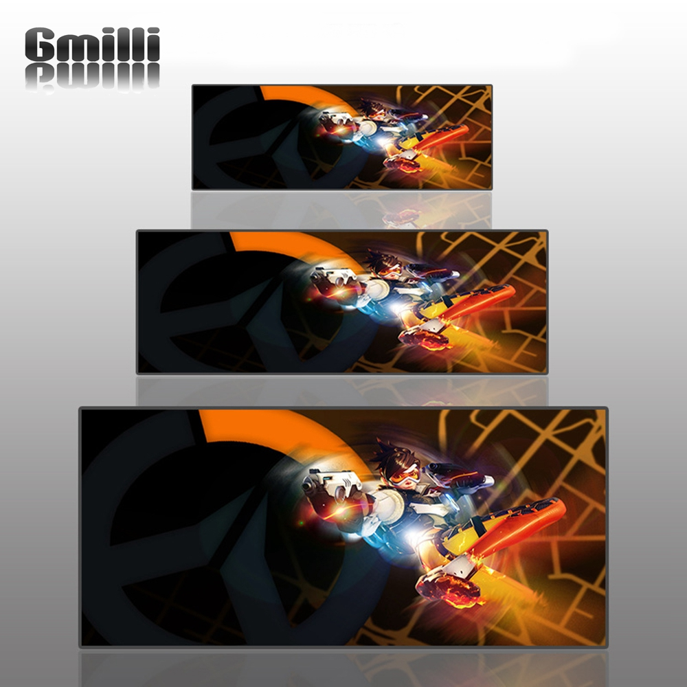 Gmilli New Professional Extended Gaming Mouse Pad Speed Edition Large Size 900*400mm Mic Mats OVG88 Dropshipping