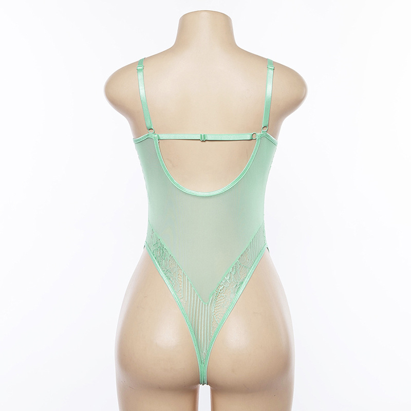 HTB1Xd2EasrrK1Rjy1zeq6xalFXaW - Cryptographic hot sale sheer lace bodysuit women backless transparent mesh bow sexy jumpsuit 2018 catsuit straps bodysuits thong