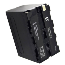 NP-F970 NP-F960 lithium batteries F960 Digital camera battery For Sony DCR-VX2100 HDR-AX2000 FX1 FX7 FX1000