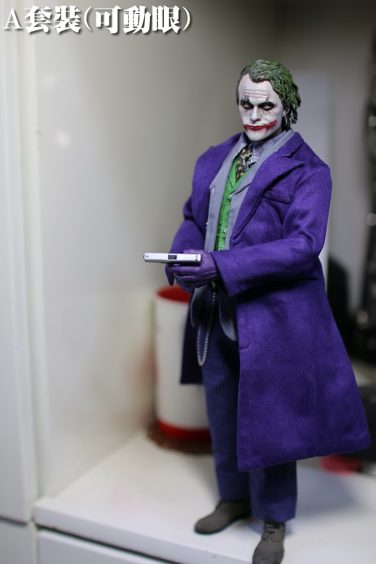 1/6 scale Super Flexible figure doll Batman Joker 12 action figure doll Collectible Figure Plastic Model Toys,No box 1 6 scale figure doll black detective 12 action figure doll collectible figure plastic model toys no box