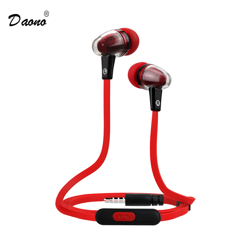 original stereo headphones 3 5mm in ear earphones earbuds bass headset handsfree with mic for. Black Bedroom Furniture Sets. Home Design Ideas