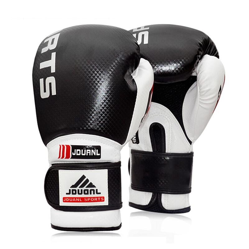 2018 Új magas színvonalú professzionális MAYA borító ökölvívó kesztyű Sanda Muay Thai Boxing Training Fighting Adult 10oz Ingyenes szállítás