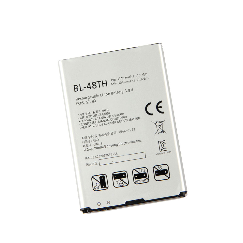 Phone-Battery Replacement-Batteries E977 LG 3140mah Optimus For E977/E940/E980/.. BL-48TH