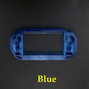 Image 3 - JCD 5pcs Protective Clear Crystal Hard Carry Guard Case Cover Skin for Sony Psvita PS Vita PSV 1000 Crystal Full Body Protector