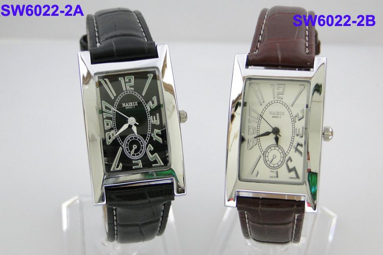 Pu Leather Quartz Watches Women S Watches Men S Watches Water