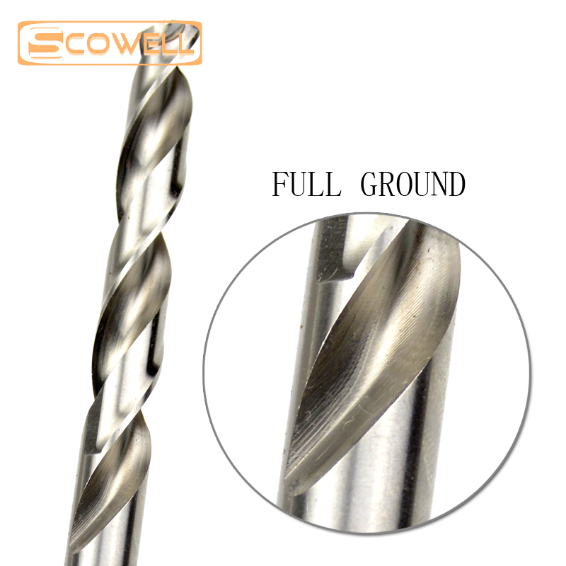35% OFF SCOWELL 13 tk HSS M2 puurvardade komplekt metalli puurimiseks - Puur - Foto 3