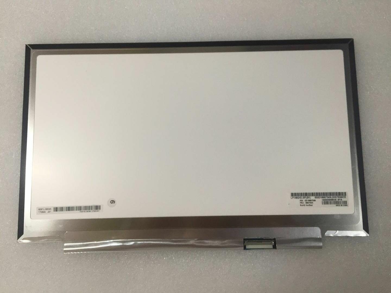 IPS Lcd screen Panel Display LP140QH2 SPB1 for Lenovo Thinkpad X1 Carbon 2017 QHD 2560x1440 no touch