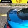 Углеродное волокно M4 Стиль автомобиля украшение в виде хвостового крыла задний спойлер багажника для BMW 4 серии F36 4 двери 2014 + 420i 420d 428i 435i