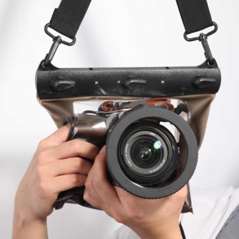 للماء تحت الماء حقيبة حالة HD العالمي التصوير حماية ل SLR/DSLR كاميرا UY8