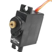 4 PCS JX PDI 1171MG 17g Metal Gear Core Motor Micro Digital Servo for RC Models