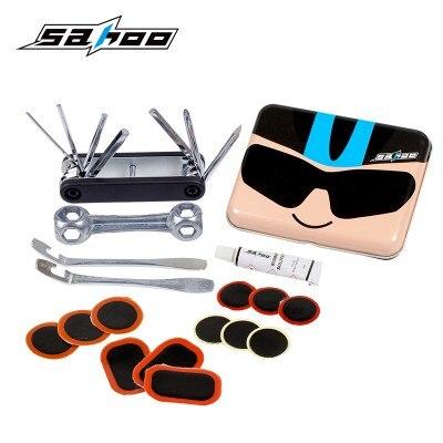 SAHOO alati za biciklističke biciklističke alate Mini box MTB Alati - Biciklizam - Foto 6