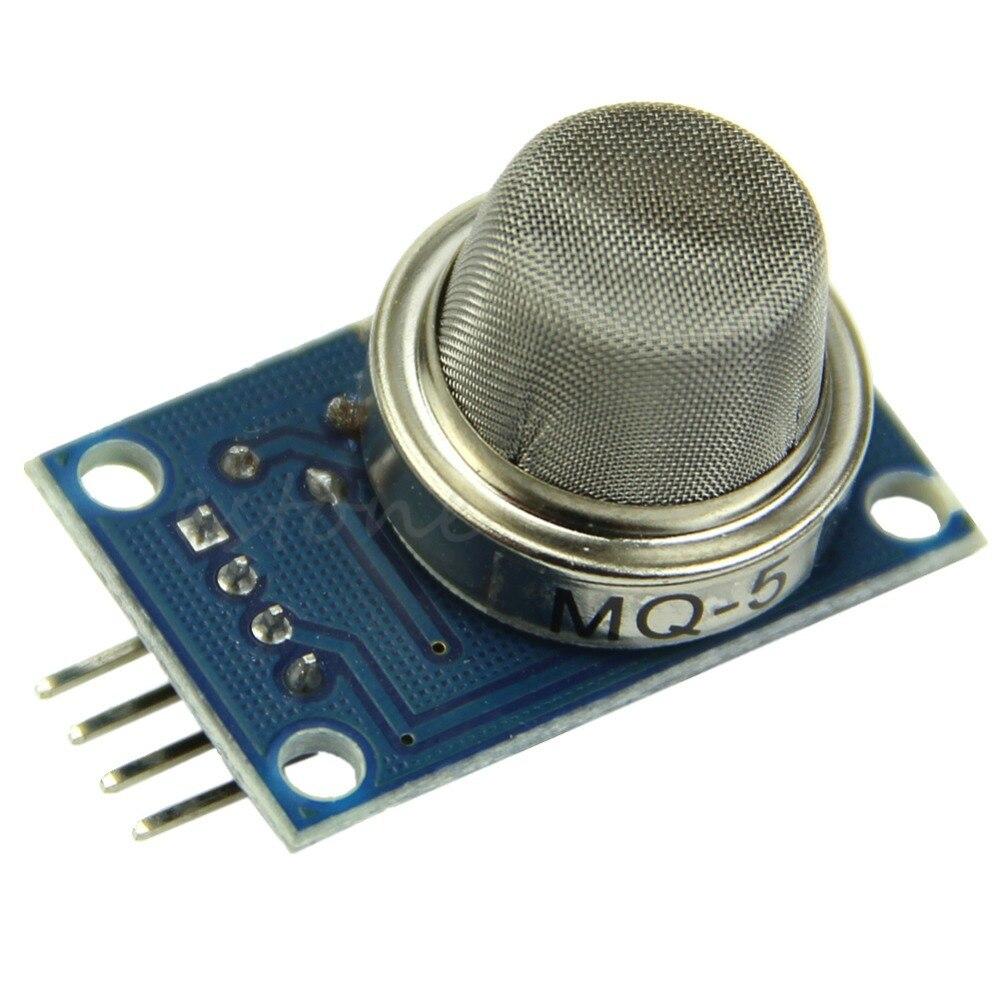 MQ-5 Сжиженный Метан Природный Газ Датчик Щит Электронный Детектор Модуль Новый