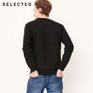 Image 3 - Wybrany nowy druk offsetowy haft bluzy męskie czystej bawełny wypoczynek bluzy z długimi rękawami bluzy C