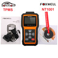 Foxwell NT1001 TPMS Trigger & Diagnostic Tool TPMS Sensor Decoder Support English Dutch Spanish French German