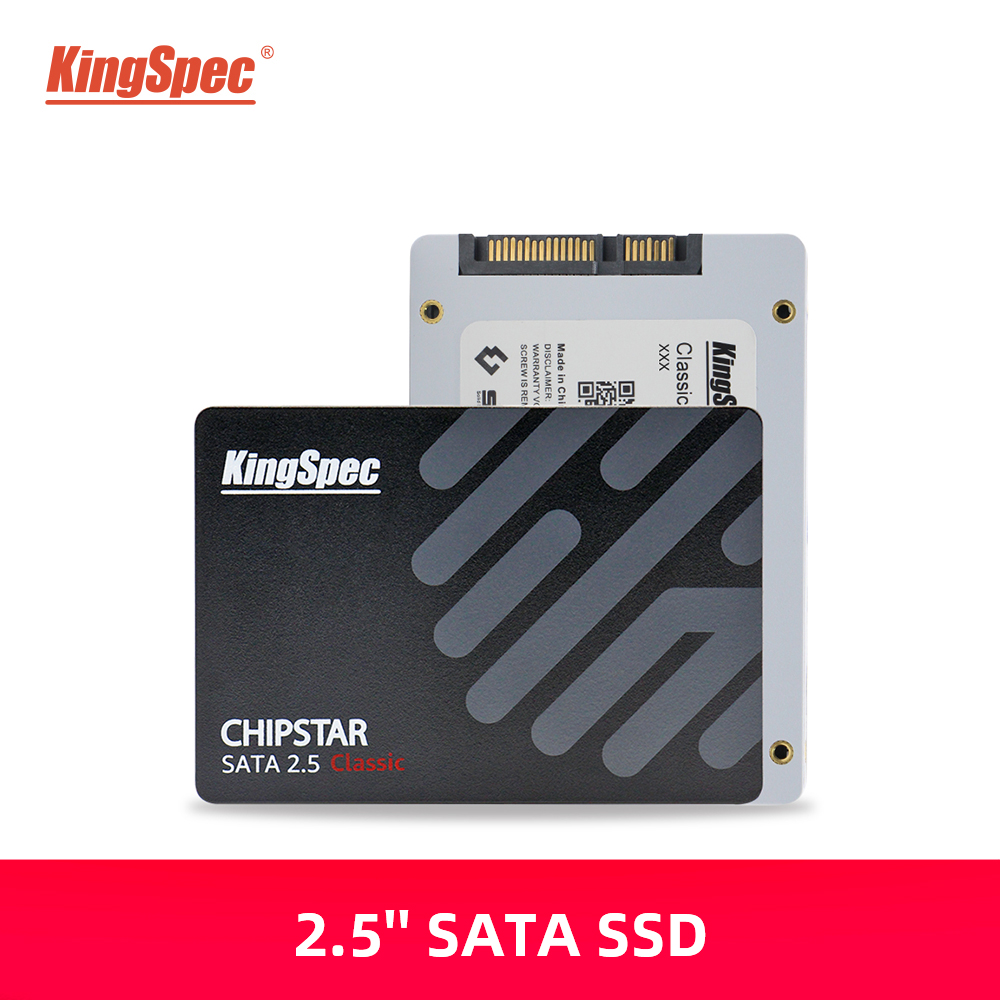 High Capcaity KingSpec ssd 2.5 SATA3 512GB 1TB 2TB SSD S300 3D TLC hard disk drive disco ssd for notebook desktop laptop pc