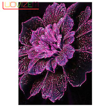 Fullsquare Drill /Round 5D Diy Diamond Painting Firework Wall Picture Embroidery Sale Flower,Cross Stitch Kit,Mosa