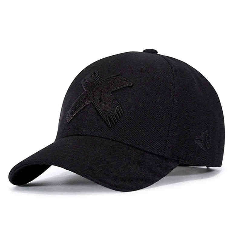 2019 Mannen Winter Lente Herfst Verstelbare Baseball Hoed Borduurwerk X Cap Voor Mannen Vrouwen Tactische Snapback Hoed NM423-25