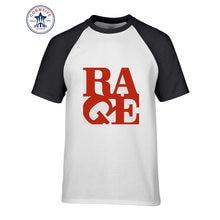 76b5a0850 Venda Hot Mix Cor Moda Casual Rage Against The Machine Renegados 1 Funk  camisa engraçada de t para homens de manga curta