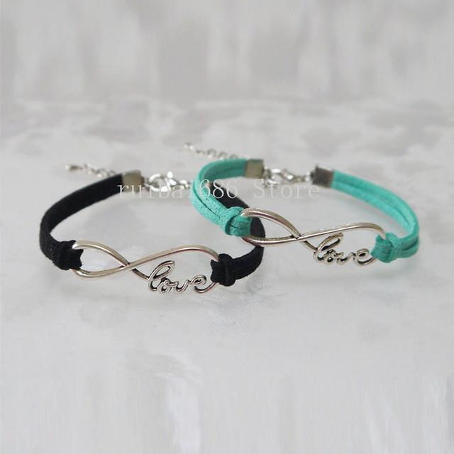 Love S Bracelets Infinite Charm Bracelet Birthday Gift Boyfriend Friend Jewelry