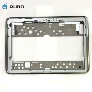 Image 1 - For Samsung Note 10.1 N8000 Mid Frame Housing Bezel Repair Parts Replacement For Samsung N8000 Middle Frame
