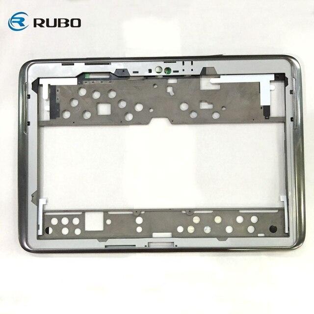 สำหรับ Samsung Note 10.1 N8000 กลางกรอบซ่อมอะไหล่ทดแทนสำหรับ Samsung N8000 กลาง