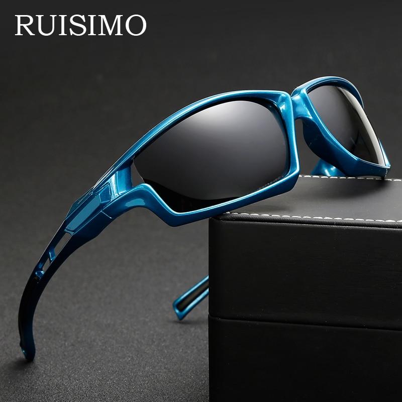 Gafas de sol polarizadas Gafas de sol Polaroid Gafas a prueba de viento Gafas UV400 para hombres mujeres Gafas De Sol Feminino